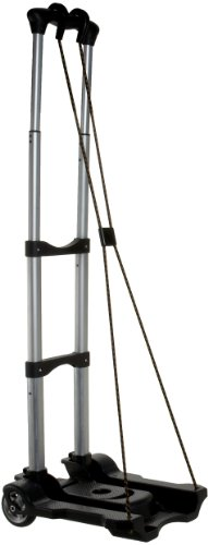 Samsonite Luggage Compact Folding Cart, Black, One Size (Samsonite Trolley compare prices)