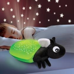 Discovery Kids Constellation Projection Firefly Light - Green front-360668