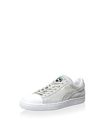 PUMA Men's Suede Rubber Toe Sneaker