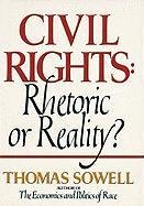 Civil Rights: Thomas Sowell: 9780786100019: Amazon.com: Books