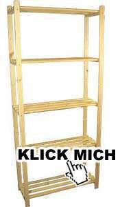 !!!Aktion!!! Holzregal, Bücherregal Fichte