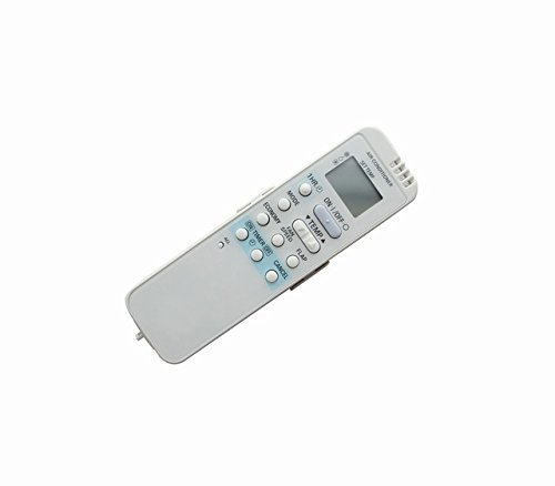 General Replacement Remote Control For Sanyo RCS-7S2E-G SA-K77RAX SA-K97RAX SA-K127RAX Multi-Split AC DC Air Conditioner
