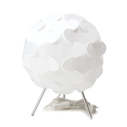 IKEA FILLSTA Table lamp WHITE [EU version with free UK adapter]