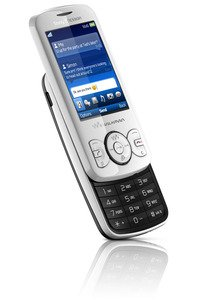 Sony Ericsson Spiro Handy (3.5mm Klinkenstecker, TrackID, 2.0 MP, UKW-Radio) contrast black