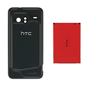 HTC / Verizon Droid Incredible Extended Battery & Cover - 2150 mAh