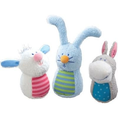 HABA Cheeky Friends Clutching figure (1 qty) - 1