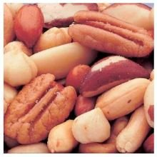Azar Nut Roasted Mixed Nut with 50 Percent Peanut, 3.5 Pound -- 6 per case. (Azar Nut Company compare prices)