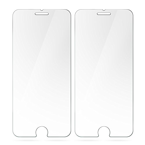 iPhone 7 Screen Protector, Spigen® [Tempered Glass] [2 Pack] iPhone 7 Glass Screen Protector [Easy-Install Wing] [Lifetime Warranty] - 2 Pack