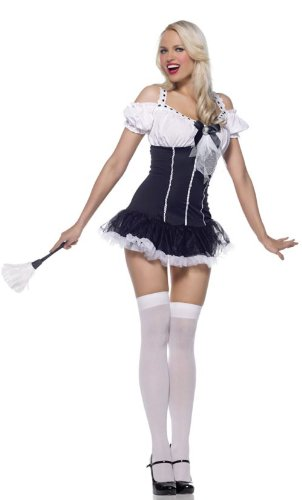 Lady's Maid French Maid Sexy Costume 83350