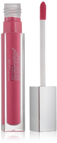 Maybelline New York Color Sensational High Shine Gloss, Electric Shock, 0.17 Fluid Ounce