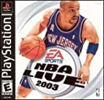 NBA Live 2003 - PlayStation