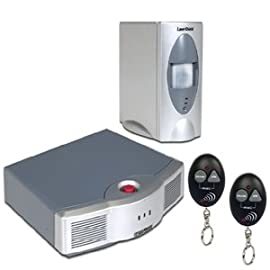 LaserShield Plug and Go Instant Security System