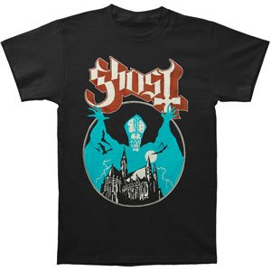 ghost band shirt  eBay