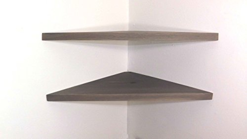 24-wide-set-of-2-solid-wood-corner-shelves-with-weathered-grey-stain-choose-a-polyurethane-finish-ha