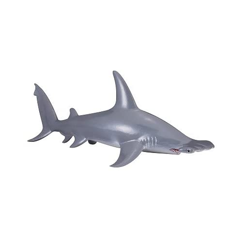 Medium Scalloped Hammerhead Shark Figure