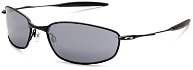 Oakley Men's Whisker Iridium Sunglasses