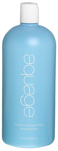 Aquage Color Protecting Shampoo, 35-Ounce Bottle front-1038605