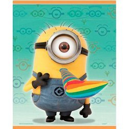 Despicable Me 2 Loot Bags 8 Ct (4 Piece/Pack) - 44163 - 1