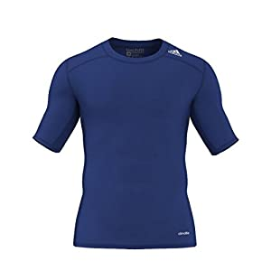 adidas Herren Training Techfit Base T-Shirt, Croyal, M, AJ4971