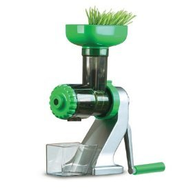 Portable Wheatgrass Juicer