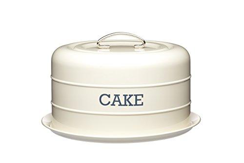 Cheap Kitchen Craft Living Nostalgia Airtight Domed Cake Tin 28 Cm