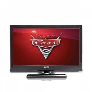Sanyo LCE19LD40 19 -inch LCD 720 pixels 50 Hz TV