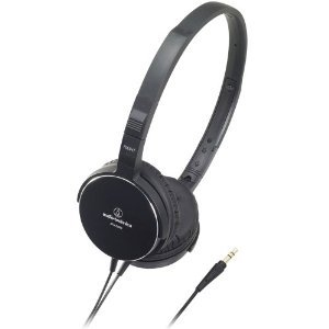 [Parallel import goods] Audio Technica Audio-Technica ATH-ES55BK Portable On-Ear Headphone headphones - Black