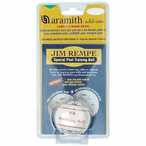 Review Of Jim Rempe Billiard Training Ball