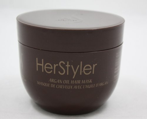 HerStyler Argan Oil Hair Mask 18 fl.oz / 500