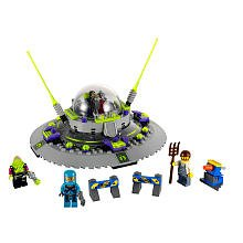 LEGO Space UFO Abduction 7052