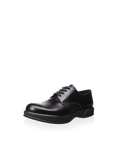 Prada Men's Lace-Up Derby Sneaker