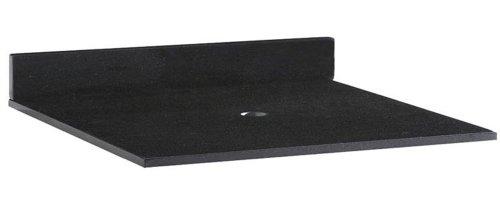 Xylem S-BLOX-30BK Blox Stone Top, Black Granite, 30-Inch