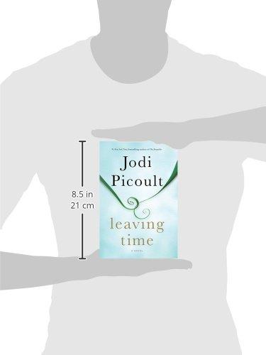 Leaving Time (Thorndike Prss Large Print Basic)