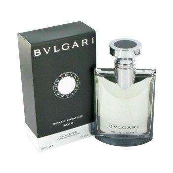 Bvlgari Pour Homme Soir by Bvlgari - Eau De Toilette Spray 1