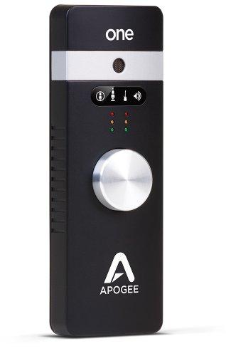 【正規輸入品】 Apogee ONE for iPad & Mac USBオーディオインターフェイス