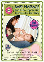 Cover art for  Aimee&#039;s Babies Baby Massage and Developmental Exercises for Your Baby DVD [Interactive DVD]