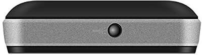Lava KKT UNO Plus (Black-Silver)