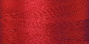 King Tut Quilting Thread - 1004 - Cheery Red Swatch spool