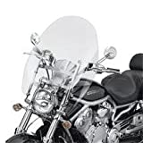 H-D Quick-Release Detach Touring Windshield- 57211-05