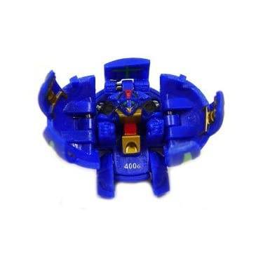 Bakugan Battle Brawlers Game Single Loose Figure Aquos Laserman Blue
