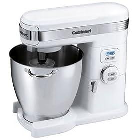 Cuisinart Stand Mixer - 7 qt - White