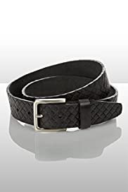 Marcel Wanders Capiton Leather Belt
