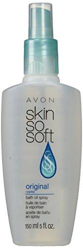 Avon 4 Pack Skin So Soft 5oz. Spray Bottle