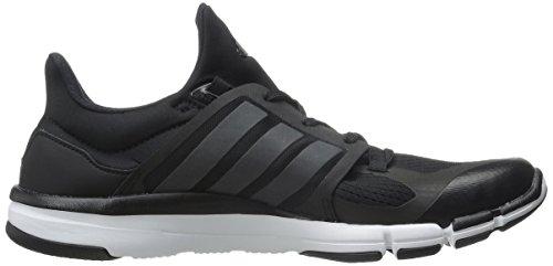 Adidas Performance Women's Adipure 360.3 W Training Shoe,Black/Night Metallic/Black,8 M US