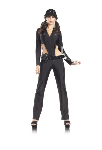 Be Wicked Costumes Women's Swat Sargeant Costume