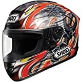 Shoei X-12 Kiyonari 2 Helmet (X-LARGE) (RED)