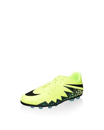Nike Scarpa Da Calcio Jr Hypervenom Phada Ii Fg-R [Giallo/Nero]