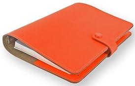 ファイロファックス システム手帳 ザ・オリジナル(The Original) A5 022438 フローロ オレンジ色 2013年新発売