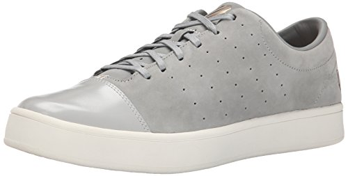 K-Swiss Men's Washburn P Fashion Sneaker, Neutral Grey/Gull Gray/Star White, 11 M US