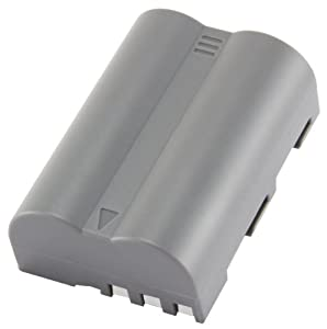 STK's NIKON EN-EL3e Battery High Capacity - 2600 mAh for Nikon D90, D700, D300, D80, D70, D50, D200, D300s, D100, D70s